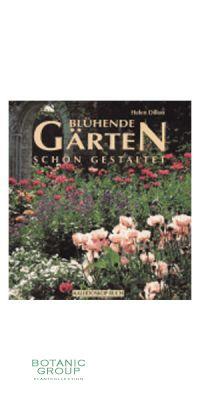 Blühende Gärten schön gestaltet