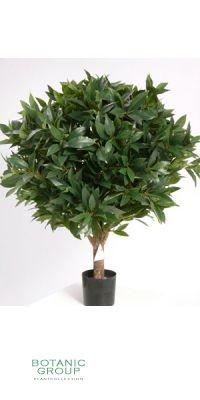 Kunstbaum - Lorbeerpflanze, kugelförmg
