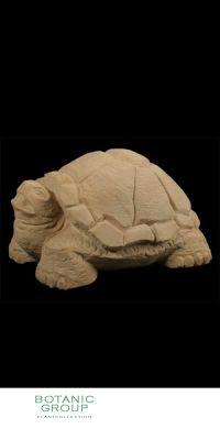 Naturstein - Skulptur Schildkröte groß