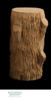 Naturstein - Skulptur Baumstamm standard klein