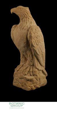 Naturstein - Skulptur Adler