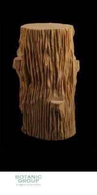 Naturstein - Skulptur Baumstamm standard mittel