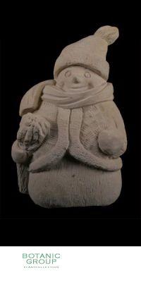 Stone - Sculptures Snowman exclusive