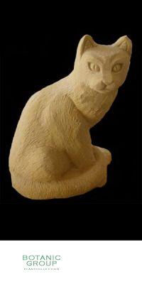 Stone - Sculptures Cat standard