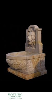 Sandstein - Wandbrunnen Classik 2 und 3