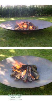 Fire bowl BC Designline PURE