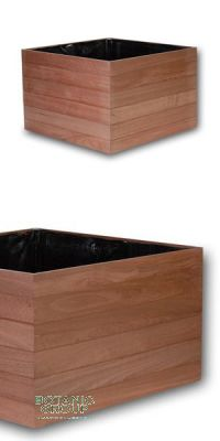 FSC Wood vessel EXCLUSIVE PARKLINE CENTRO