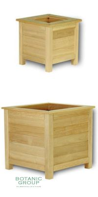 Holz Pflanzgefäß  BASIC Robinia