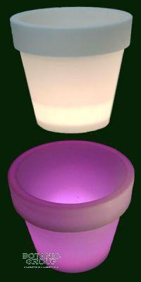 Beleuchtetes Pflanzgefäß Illumina ORION