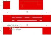 Sitzbank mit Pflanzgefäßen SL01, Freiraummöbel