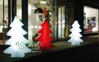 Leuchtender Deco Weihnachtsbaum, Leuchtelement mini