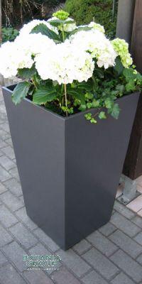 Fiber concrete planter, planter portal XXL