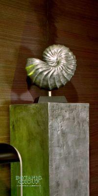 Skulptur Loft-WAVE, Tisch- Skulptur