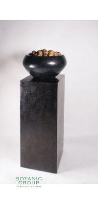 Planter fiberglass stone, fiberglass bowl