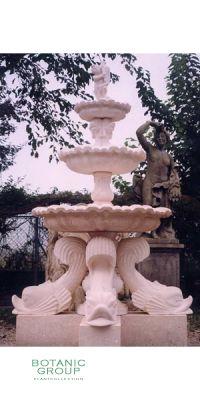 Brunnen Poseidon groß