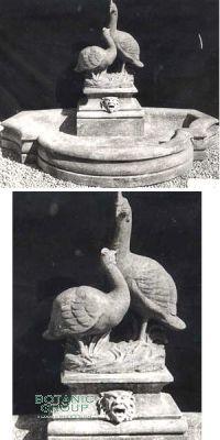 Wandbrunnen Daedalus