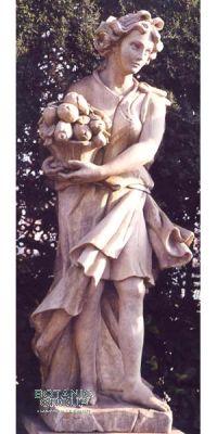 Frauen-Statue Hestia