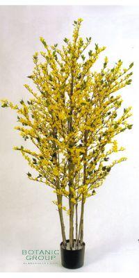Kunstpflanze - Forsythia