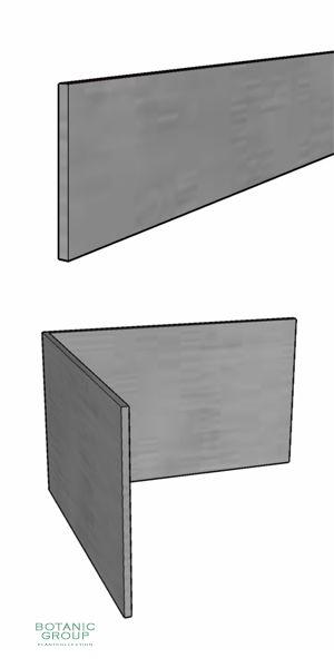 rasenkante aus stahl verzinkt 100 mm h he. Black Bedroom Furniture Sets. Home Design Ideas