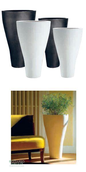 Pflanzgefäß Kunststoff SLA \'CONICAL\' - Pflanzkübel konisch XXL
