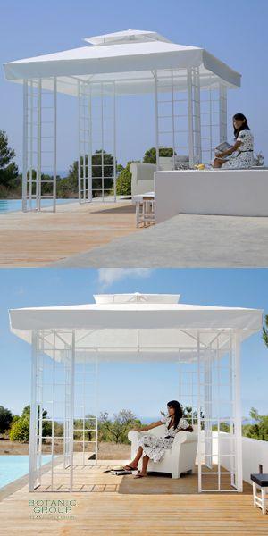 sonnenschutz pavillon toscana pavillons. Black Bedroom Furniture Sets. Home Design Ideas