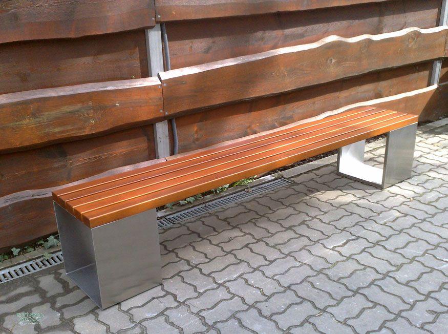 freiraumm bel bank sitzbank slc47 stahl holz freiraumausstattung. Black Bedroom Furniture Sets. Home Design Ideas