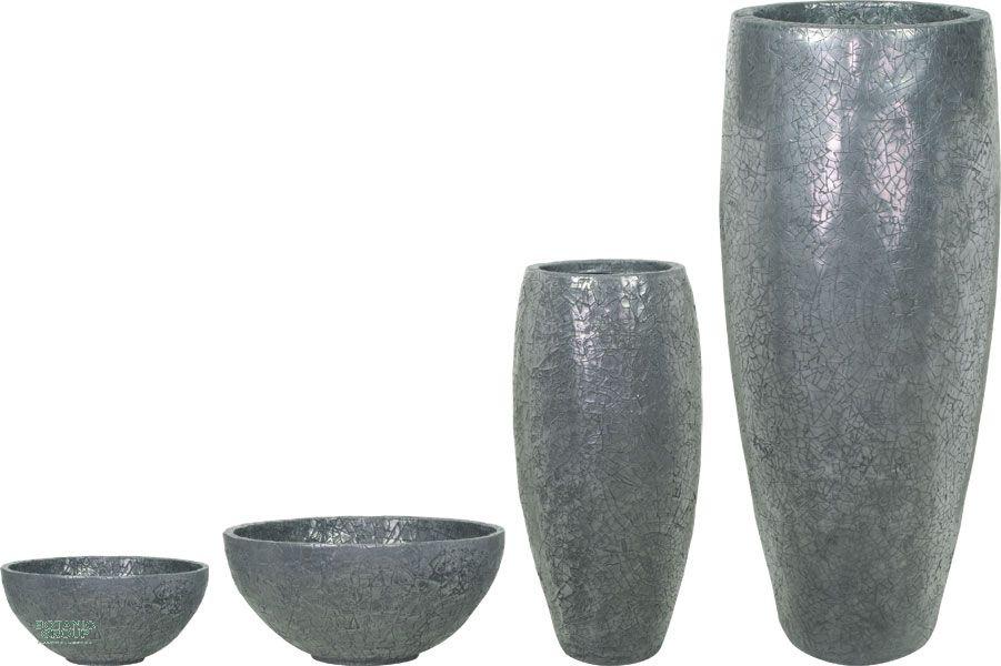 Pflanzgefäß Loft-Fragment, Pflanzkübel Kunststoff
