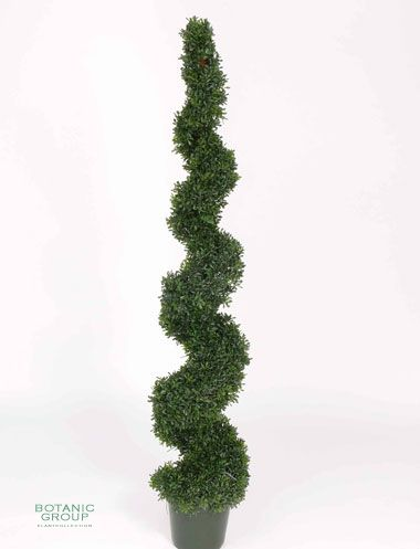 kunstpflanze buchsbaum buxus spirale. Black Bedroom Furniture Sets. Home Design Ideas