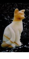 Stone - Sculptures Cat classic