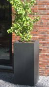 Glass-reinforced plastic planting vessel BC Designline Column
