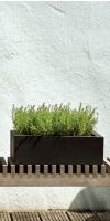 Plastic Planter S.L.A. SQUARE