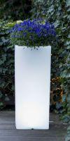 Pflanzgefäß mit Licht Illumina KUBIS