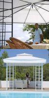 Sun Pavilion Toscana high-quality