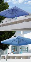 Sonnenschirm Riviera Premium, Sonnenschirme rechteckig