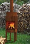 Garden fireplace Cortenstahl FIRESTAR PATIO