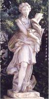 Frauen-Statue Ceres