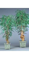 Kunstpflanze - Ficus knorriger Stamm