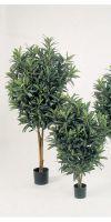 Kunstpflanze - Croton Goldfinger